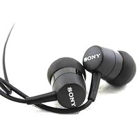 SONY MH750 STEREO HEADSET EAR PHONE BEST SAUND  WITH MIC And 3.5 MM JACK