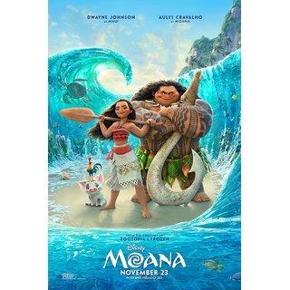 Buy Full Hd Cartoon Movie Moana Hindi English Dual Audio Online