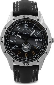 Timex Quartz Multi Dial Mens Watch-TI000U90100