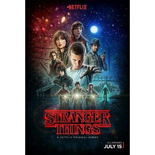 Stranger Things (season 1) (episode 8) HD quality clear vedio dual audio Hindi and English
