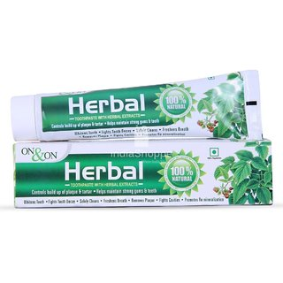 On On Herbal Toothpaste 150gm