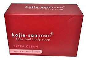 Kojie San For Face And Body Soap 135g - Extra Clean (Pack Of 1)