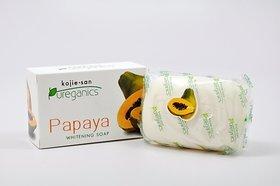 Kojie San Pureganics Papaya Soap 135g (Pack Of 1)