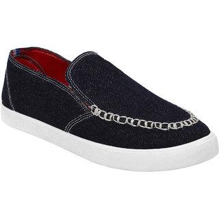 Oricum Footwear Men Blue Loafer  Moccasins
