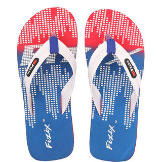 c353d11d5 Buy Frestol Men s Multicolor Casual Flip Flop Online   ₹499 from ...