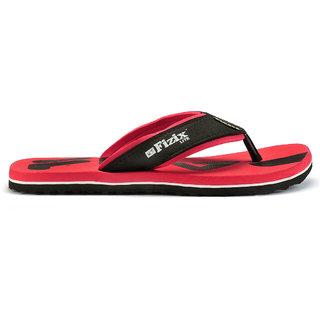 2cc68189b6deb9 Buy Frestol Men s Red Casual Flip Flop Online - Get 50% Off