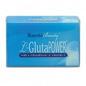Royale Beauty L Gluta Power Soap With Gluta And Vitamin E 135g (Pack of 1)