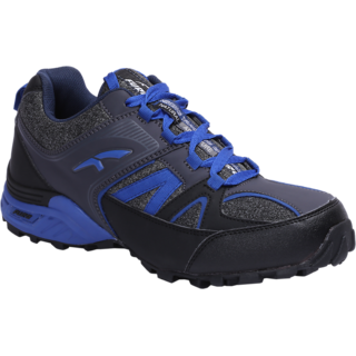 Furo Black Hiking Shoes By Red Chief