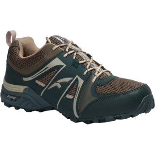 Furo Green Hiking Shoes By Red Chief