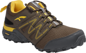 Furo By Redchief Yellow Hiking Shoes By Red Chief