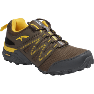 Furo Yellow Hiking Shoes By Red Chief
