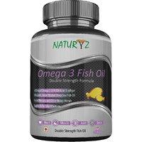 Naturyz Omega-3 Fish Oil 1000mg (EPA 360mg/DHA 240mg)Do