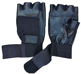 Bikers and Gym Gloves