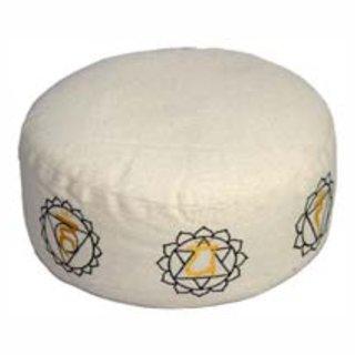 Meditation Round cushion Seven Chakra