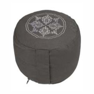Meditation Round cushion With Emb. On Top