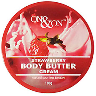 ON ON BODY BUTTER CREAM - PACK OF 2