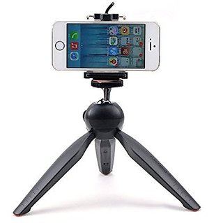 S4D Mini Tripod Universal For Digital Camera All Mobile Phones - Assorted Color