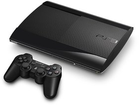 PS3 Consoles Playstation 3 500 GB System (Black)