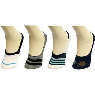 Fashion Village Lofer Socks Pack Of 2 - Multicolors