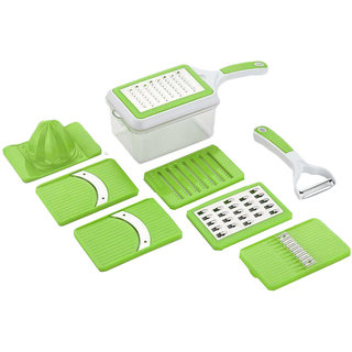 Roxa Sigma Slicer 8 in 1 Green