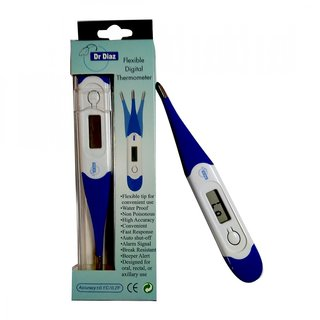 Dr. Diaz Digital Clinical Thermometer ( Flexible )
