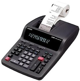 DR-120TM-BK Printing Calculator 2-color printing DR120TM
