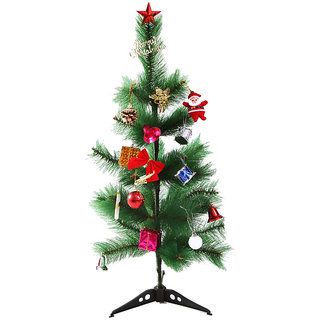 Creativity Centre Christmas Pine Tree With Dcor Two Feet