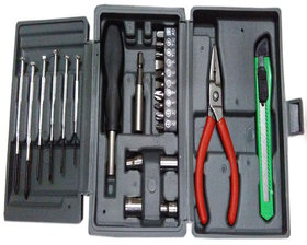 Mini Hobby Tool Kit (Set Of 25)