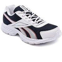 Reebok White & Blue Men's Running Shoes