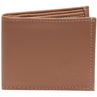 Fashion Empire Cream Crux Wallet (Synthetic leather/Rexine)
