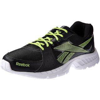Reebok Mens TOP SPEED Black Running Shoes