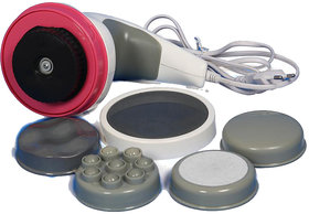 Relax and Spin Tone Handheld Body Massager Vibration for Muscle Relief and Fat Burning, Slimming, Toning and Relaxing.