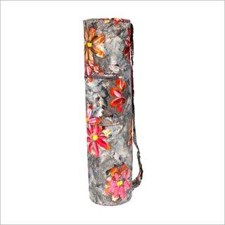 Yoga Mat Bag Batika Zipper