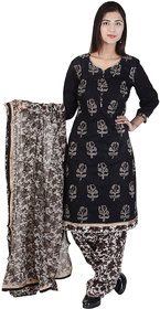 Cotton salwar suit dress material (Unstitched)