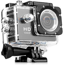 ACTION CAMERA FULL HD 1920x-1080 WATERPROOF