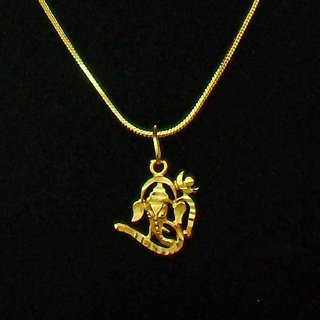 Buy Men Style Silver Hanuman Pendent Online - Get 73% Off