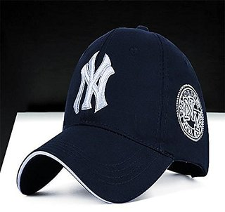 OMCY MEN'S SPORT NY CAP DARK BLUE