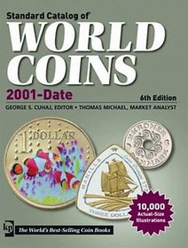 Standard Catalog of World Coins 2001 to Date 2012 (Standard Catalog of World Coins 2001-Date) Paperback  Import, 11 Jul 2011