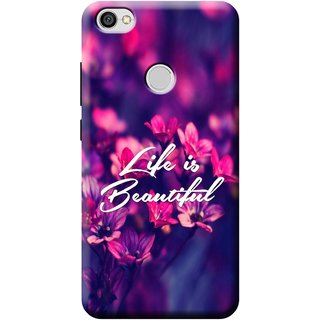 pretty nice 332fe 41ec5 Mobile Printed Designer Back Cover for Redmi y1 (Multicolor, Waterproof,  Silicon) -red -120