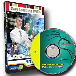 Learn BackTrack and Kali Linux Tutorial Video DVD