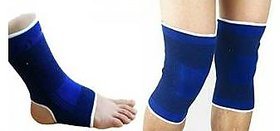 kudos Pair Of Ankle Support with Knee Support