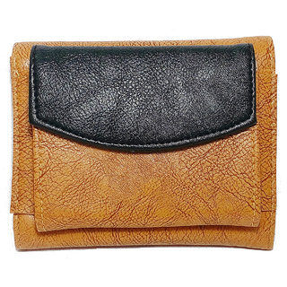 Women's and girl's Wallet/clutch/purse5 Slot(Tan Color)