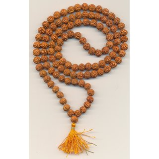 108 Original Rudrakasha Mala