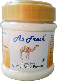 As Fresh Freeze Dried Camel milk powder 100 g