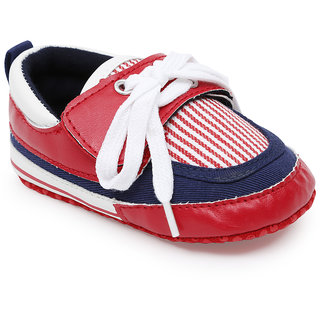 Lilliput Kids Red Casual Shoes