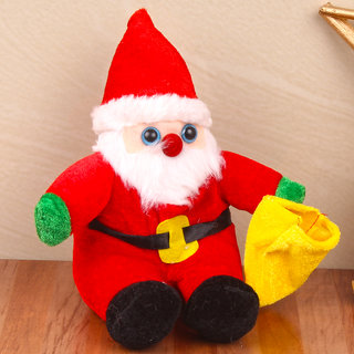 Cute Santa Claus Soft Toy