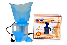 3 in 1 Facial Sauna - Steam Inhaler - Vaporizer  Steamer