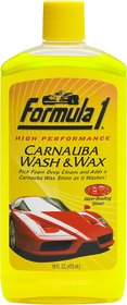 Formula 1 car wash shampoo 473ml 100 original
