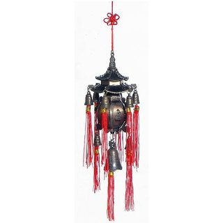 Pagoda Lantern Prosperity Bells , FENG SHUI BELL, PAGODA BELLS