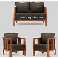 Sofa Sets In Sheesham Wood Home Furniture Online